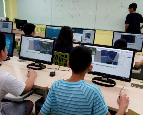 虛擬實境冒險遊戲設計營(基礎班)