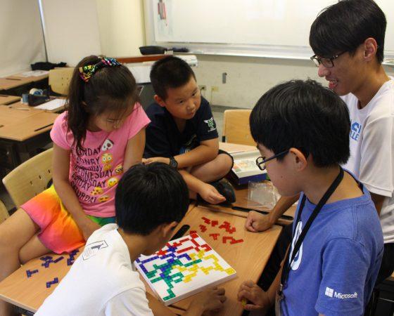 桌上遊戲與多元智能開發學習營