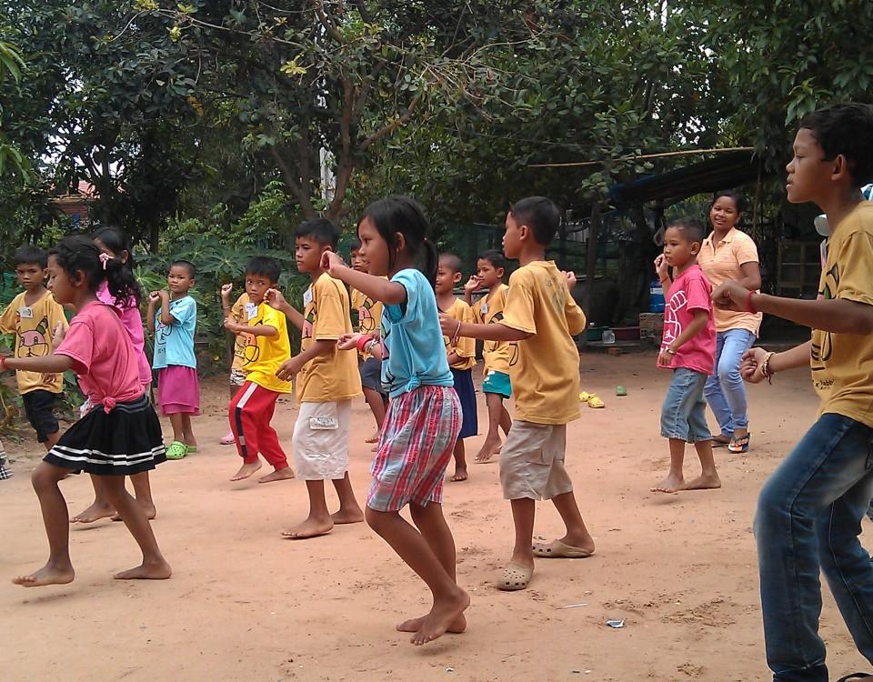 2012柬浦賽志工團