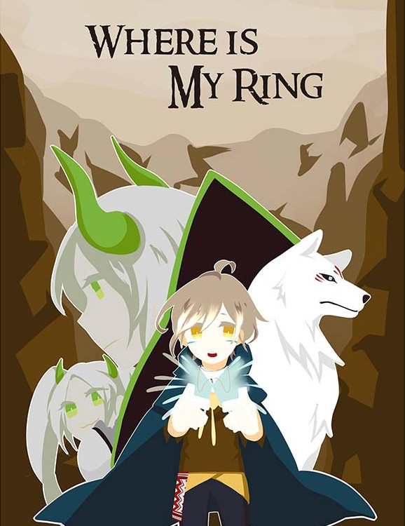WHERE IS MY RING
